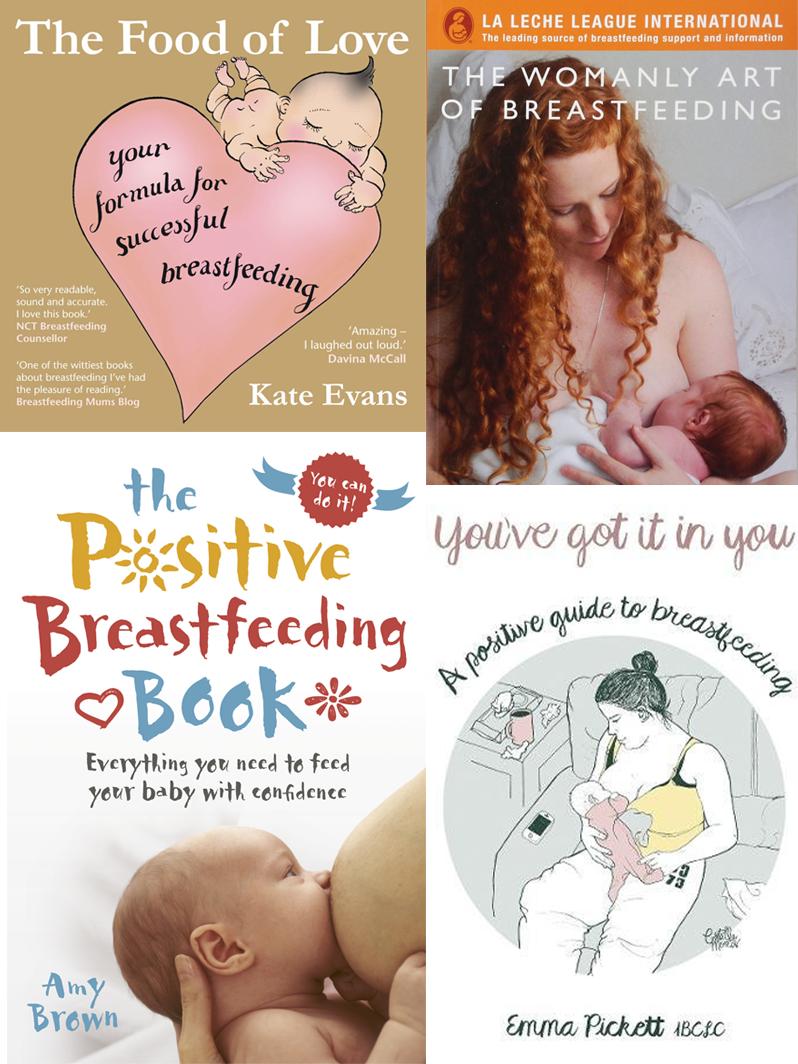 recommendedbreastfeedingbooks